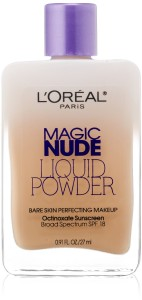 L'Oreal Magic Nude Liquid Powder