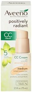 Aveeno Positively Radiant CC Cream