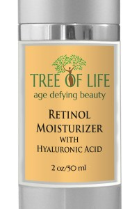 Tree of Life Retinol Cream Anti Wrinkle Moisturizer