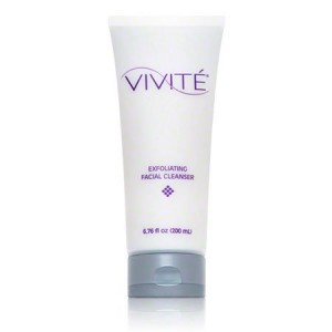 Vivite Exfoliating Facial Cleanser