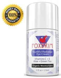 Foxbrim Youthful Radiance Eye Cream