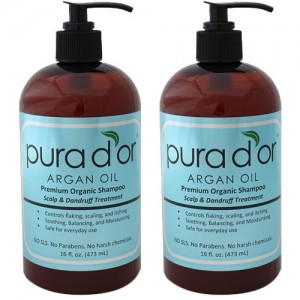 Pura D'Or Premium Organic Shampoo