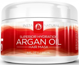 Argan Oil Hair Mask by InstaNatural