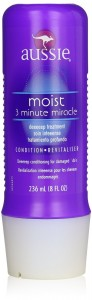 Moist 3 Minute Miracle Deep Conditioner by Aussi