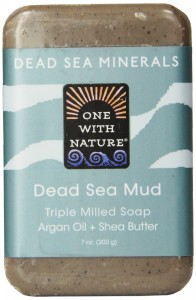One With Nature Dead Sea Mud Dead Sea Minerals Soap