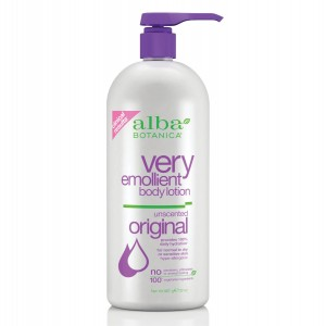 Alba Botanica Unscented Very Emollient Body Lotion