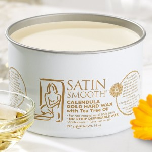 Satin Smooth: Calendula Gold Hard Wax