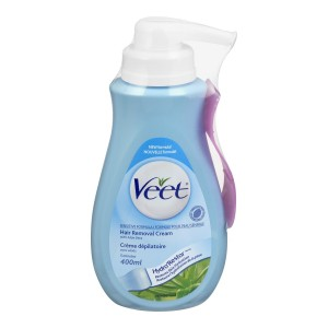 Veet Gel Hair Remover Cream, Sensitive Formula