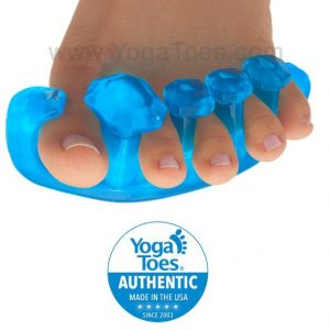 Yoga Toes Gems