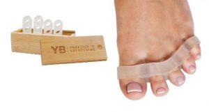 YogaBody Naturals Toe Separators