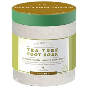 Tea Tree Oil Foot Soak by Calily