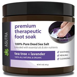 Therapeutic Foot Soak by Asutra