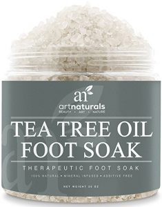 Tea Tree Foot Soak by ArtNaturals