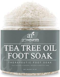 Tea Tree Foot Soak by ArtNaturals